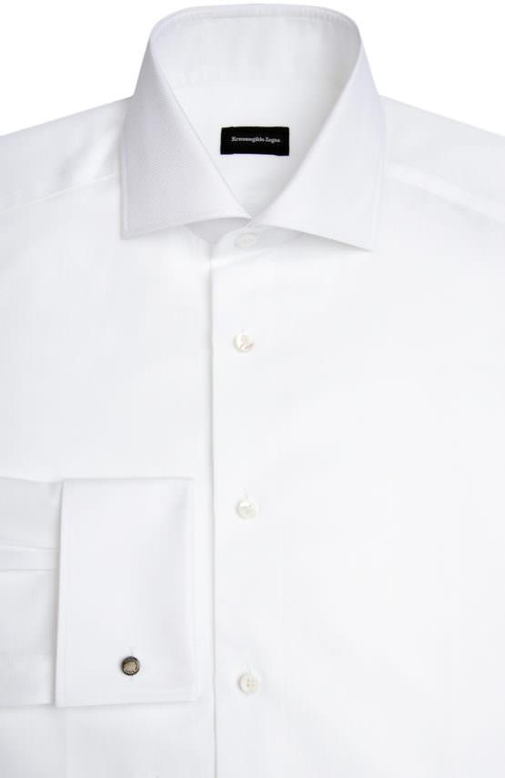 Сорочка классическая белая