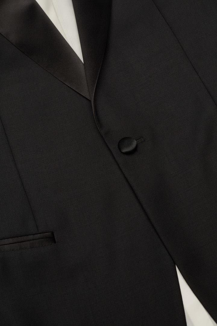 Аренда смокинга черный Conor CEREMONY (DRESS CODE BLACK TIE)