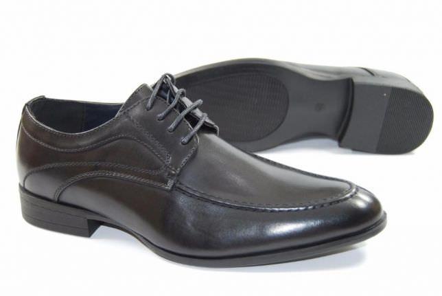 Туфли черные классические