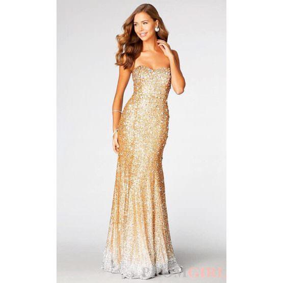 Платье от Jovani  (США) Lafleur