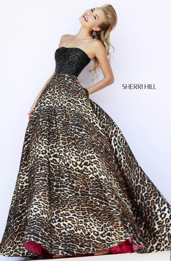 Пате от SherriHill (США) Wild Leopard