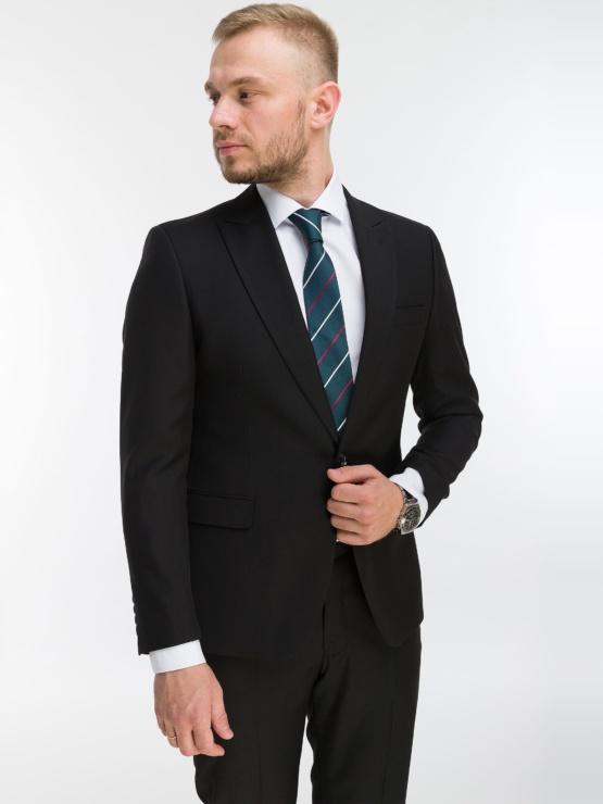Костюм черного цвета Man in Black