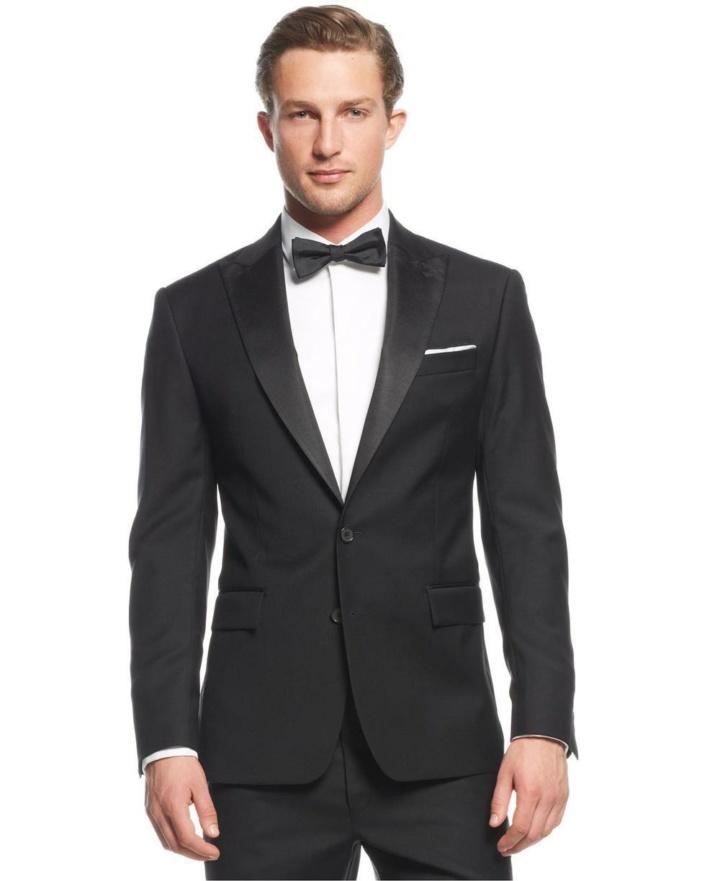 Смокинг Hans black tie